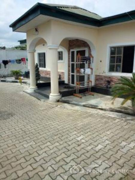 a Well Finished 3 Bedroom Bungalow, University View Estate, Ajah, Lagos, Detached Bungalow for Sale