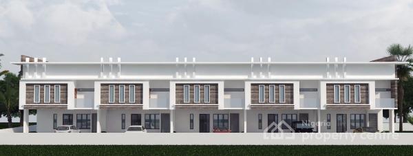Luxury Three Bedroom, Victoria Crest Estate, Along Chevron Round About, Lekki, Lagos, House for Sale