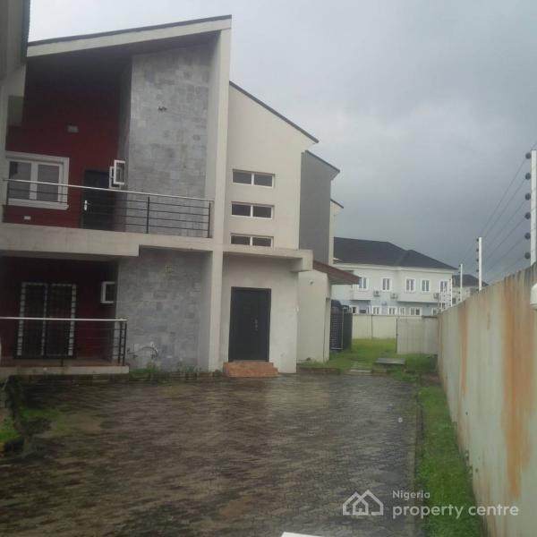 Semi detached duplexes for rent in ikota villa estate - 4 bedroom duplex for rent near me ...