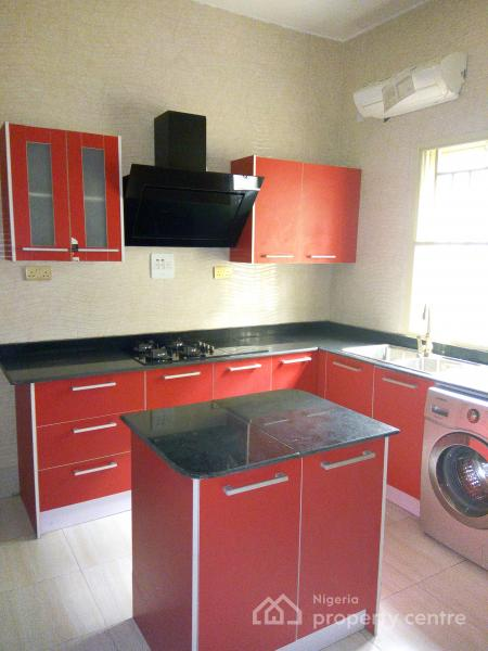 ... Newly And Aesthetically Finished 4 Bedroom Semi Detached Duplex With A  Room Bq, Fitted Kitchen ...