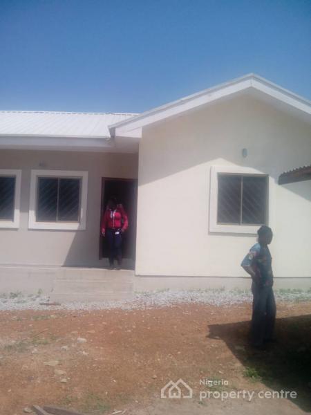 2 Bedroom Semi-detached Bungalow, Aso Meadows Estate, Kuje, Abuja, Semi-detached Bungalow for Sale