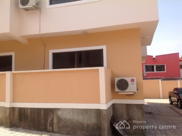 Luxury 5 Bedroom Duplex with 2rm Bq, Off Panama Street, Maitama District, Abuja, Detached Duplex for Sale