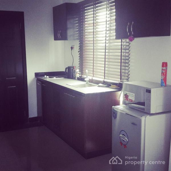 Furnished Studio Apartments: Furnished Studio Apartment, Lekki, Lagos