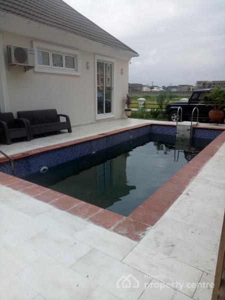 5 Bedroom Duplex With A 3 Bungalow And Swimming Pool Victory Park Estate