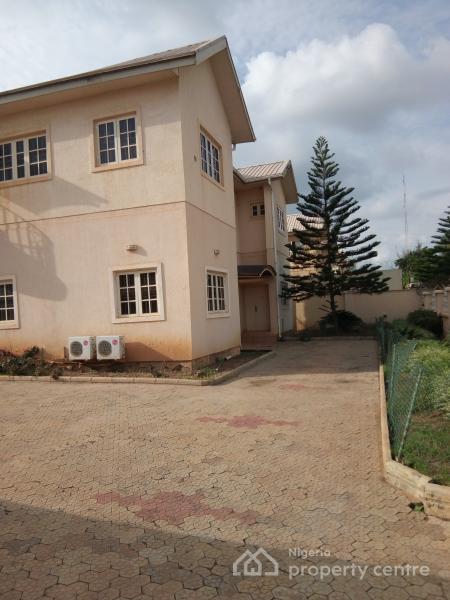 4 Bedroom Detached Duplex with Massive Space + Bq, Sunnyvale Estate, Lokogoma District, Abuja, Detached Duplex for Sale