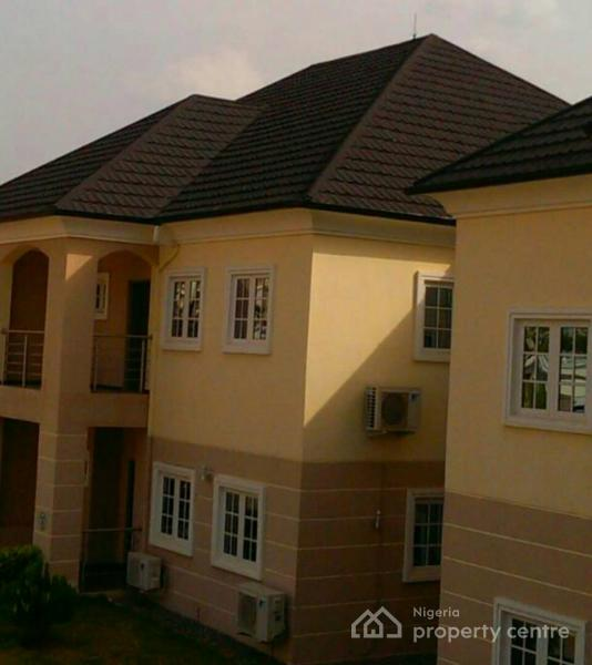 Tastefully Crafted 4 Bedroom Duplex with Bq, Asokoro District, Abuja, House for Rent