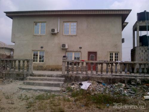 ... Bedroom Duplex At Gbetu Estate, Awoyaya, Ajah, Lagos, 4 Bedroom