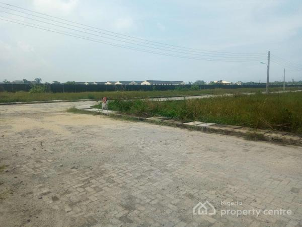 489 Sqm Plot of Land, Chaplin Court Estate, Along Abraham Adesanya Estate Road, Lekki Phase 2, Lekki, Lagos, Residential Land for Sale