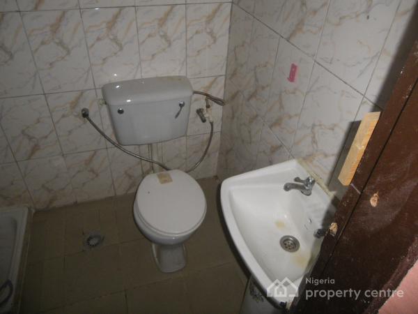 1 Bedroom, Behind The Main House, Arab, Utako, Abuja, Mini Flat for Rent