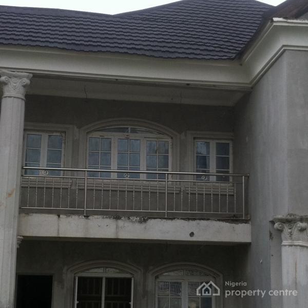 Luxury Twin Duplex, Plot 43, Mamman Kontangora Street, Katampe Extension, Katampe, Abuja, Detached Duplex for Sale