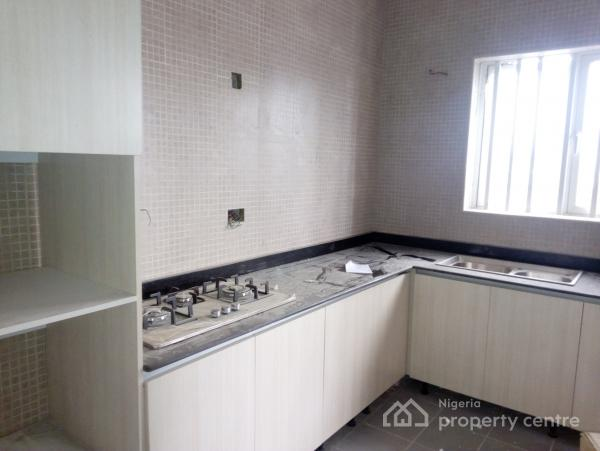 For sale a spacious and newly built lovely superb 3 for Kitchen cabinets for sale in lagos