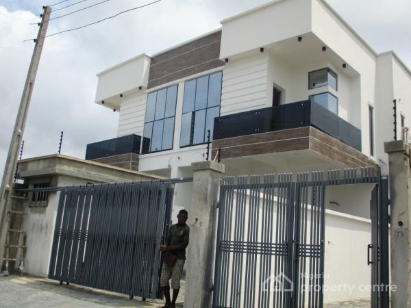4 bedroom semi detached duplexes for sale in lekki lagos - 4 bedroom duplex for rent near me ...