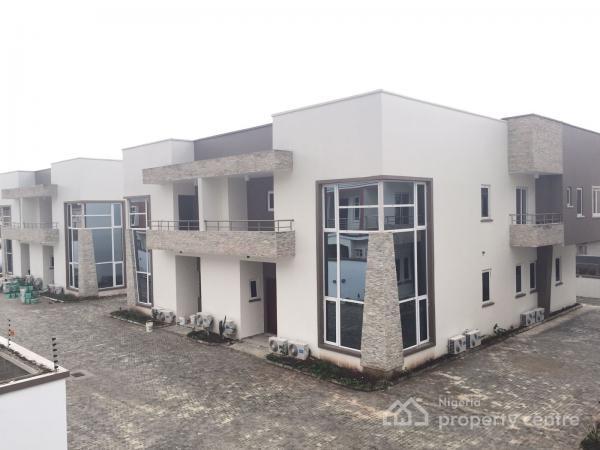 4 Bedroom Semi Detached Duplexes For Rent In Osborne Ikoyi Lagos Nigeria 10 Available