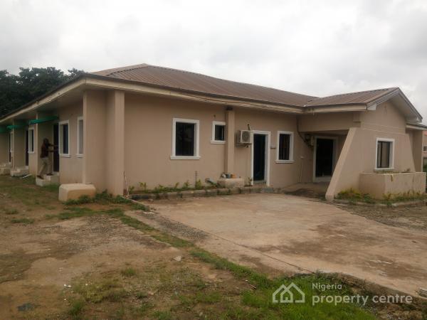 Newly Built 1 Bedroom Flat 800k, By Zankly Hospital, Utako, Abuja, Mini Flat for Rent