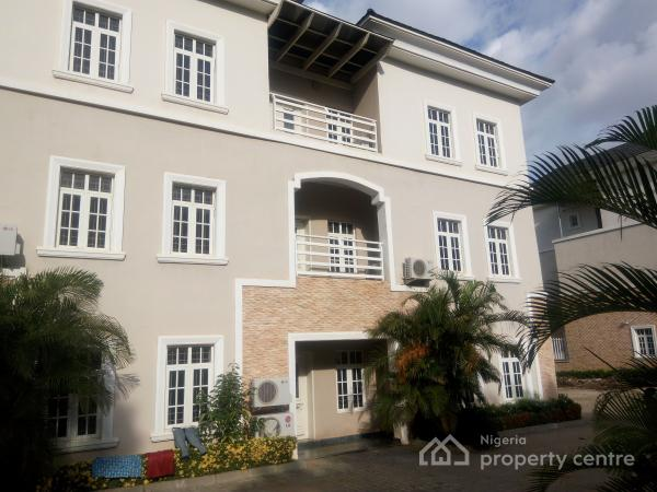 Tastefully Finished Luxury 4 Bedroom Terrace Duplex, Asokoro District, Abuja, Terraced Duplex for Rent