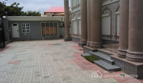 Luxury 6 Bedroom Mansion, Maitama District, Maitama District, Abuja, Detached Duplex for Sale