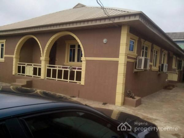 4 Bedroom Bungalow Iju Ishaga Agege Lagos Detached For Sale