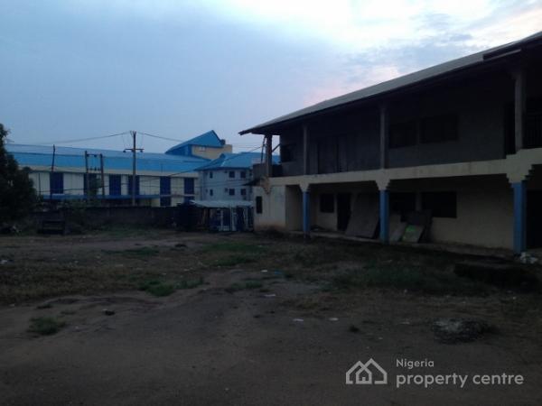 2714sqm Land for School Use, Near Dunamis Church, Durumi, Abuja, School for Sale