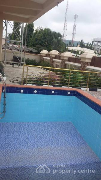 ... a Newly Built 6bedrooms Pent House Apartment with a Swimming Pool, a  Bq, and ...