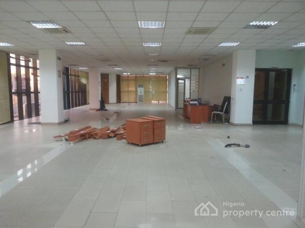 Massive Office Space, Adetokunbo Ademola, Wuse 2, Abuja, Office Space for Rent