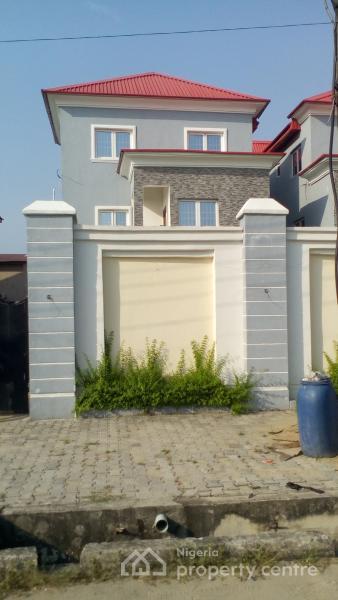 6 Bedroom Semi Detached House on 3 Floor with 2 Room Bq, Off Fola Osibo, Lekki Phase 1, Lekki, Lagos, Semi-detached Duplex for Sale
