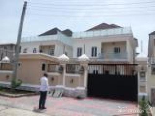 unfurnished 6 bedroom houses for sale in lekki lagos nigeria