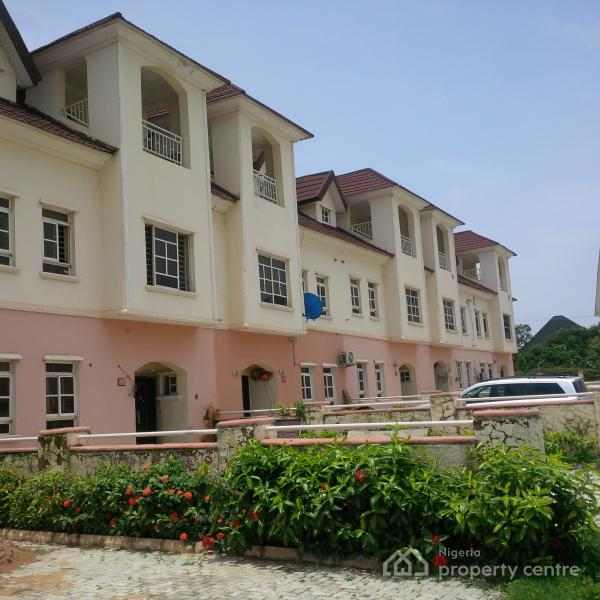 For Rent: Luxury Finished 5 Bedrooms Triplex With Bq