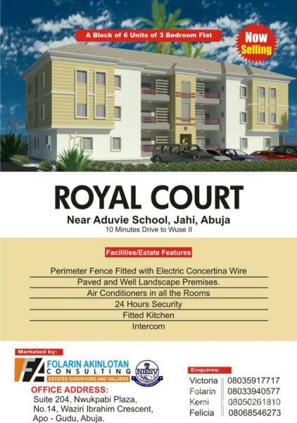 Umrah Banner: Flats, Houses & Land In Jahi, Abuja, Nigeria (144 Available