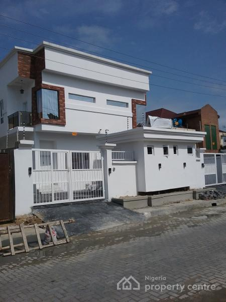 For Sale Two Units Of Well Built Contemporary Design Semi