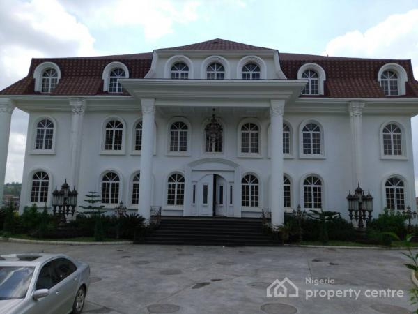 10 Bedroom Houses for Sale in Asokoro District, Abuja, Nigeria