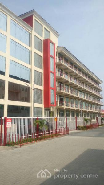 Office Spaces/ Showroom, Along Lekki-epe Expressway, Chevron Axis, Lekki, Lagos, Office Space for Rent