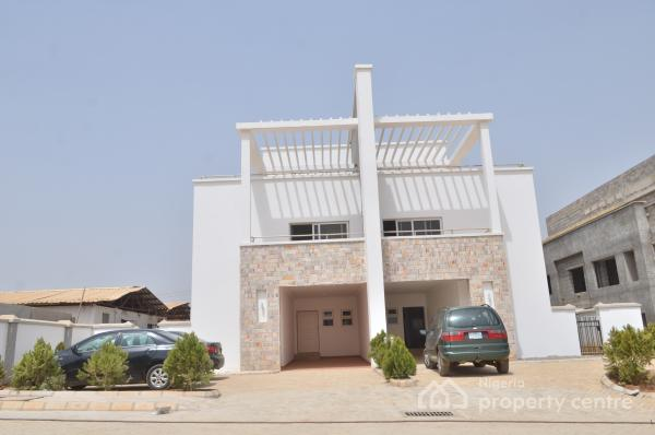 10 Fully Detached Brand New Duplexes on Less Than 1 Hectare with 12 Hectares Bareland to Build, Galadimawa Abuja Fct, Km 10, Airport Road, Galadimawa, Abuja, Residential Land for Sale