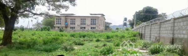 Commercial Plot Measuring 1,100sqm, By Naf Conference Center, Kado, Abuja, Commercial Land for Sale
