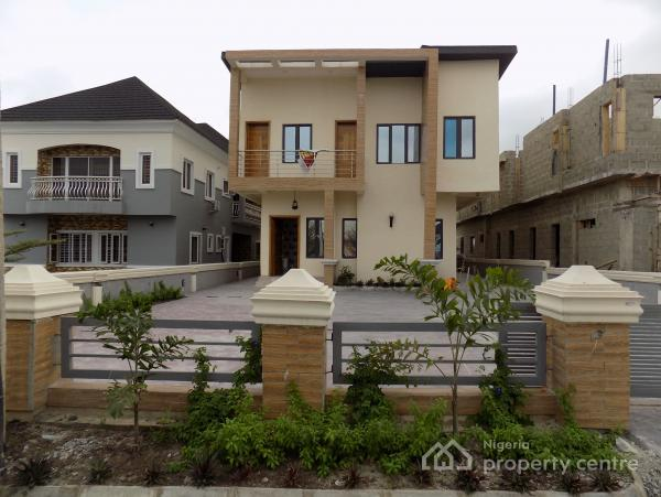 For Sale Exquisitely Finished Humongous 5 Bedroom Luxury Duplex With A Staff Quarter Space