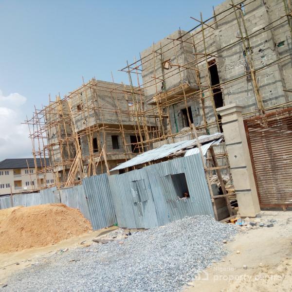 6 Units of 5 Bedroom Duplex Completion, By Conoil Station, Ikate Elegushi, Lekki, Lagos, Detached Duplex for Sale