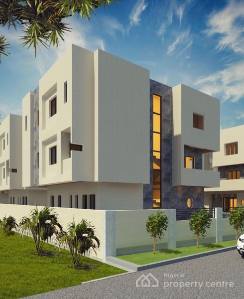 6 Units of 5 Bedroom Duplex 80% Completion, Ikate Elegushi, Lekki, Lagos, Detached Duplex for Sale