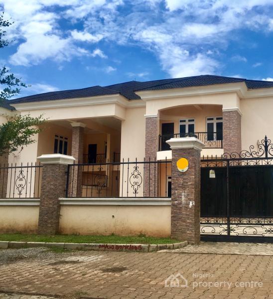 Luxury 4 Bedroom Semi-detached Duplex, Katampe, Abuja, Semi-detached Duplex for Sale