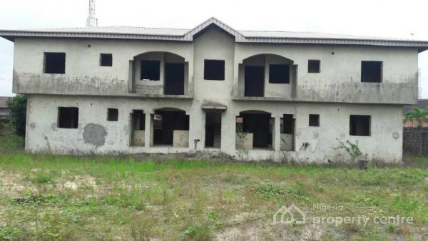 2 Bedroom Flats, Langbasa, Ado, Ajah, Lagos, Flat for Sale