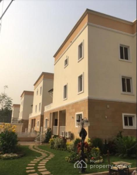 Newly Built Luxury 5 Bedroom Duplex in Maitama for Rent, Maitama District, Abuja, Detached Duplex for Rent