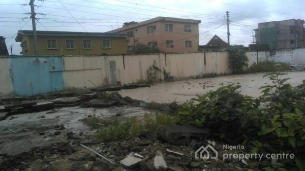 480sqmt Land Surulere Off Masha Road., Close to Masha Bus Stop, Masha, Surulere, Lagos, Mixed-use Land for Sale