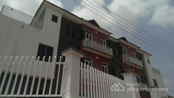 Luxury 2 Bedroom Penthouse Apartment with Excellent Finishing, Lekki Palm City Estate, Thomas Estate, Ajah, Lagos, Flat for Rent