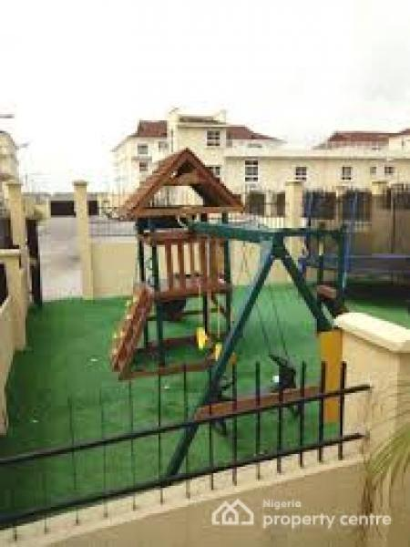 3 Bedroom Flat with Excellent Finishing Cromwell Estate, Cromwell Estate, Chevron Drive, Lekki, Lagos, Flat for Sale