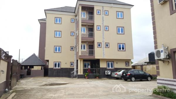 Fully Furnished and Serviced Studio Apartment, Aka Etinan Road, Uyo, Akwa Ibom, Self Contained (single Rooms) Short Let