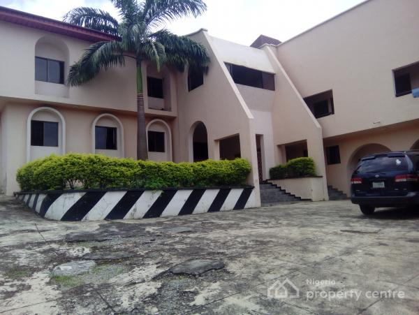 Fully Detached 10 Bedrooms Duplex with 3 Rooms Bq, Off Thames Street, Maitama District, Abuja, Detached Duplex for Rent