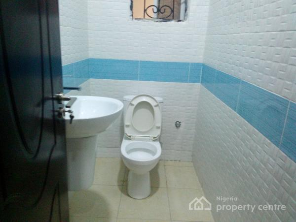 Serviced and Tastefully Finished 2 Bedroom Flat, By Next Cash and Carry, Kado, Abuja, Flat for Rent