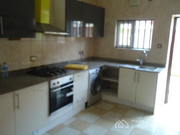 Luxury 4 Bedroom Terrace Duplex with Excellent Features, Through Femi Okunu, Osapa, Lekki, Lagos, Terraced Duplex for Rent