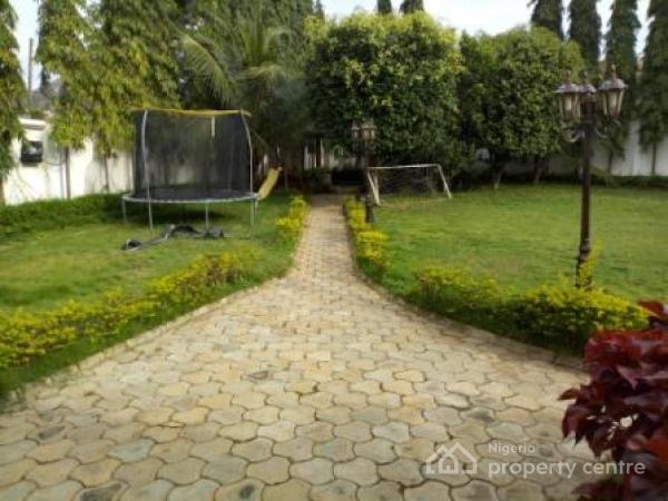 6 Bedroom Ambassadorial Duplex for Rent, End of T. Y. Danjuma, Asokoro District, Abuja, Detached Duplex for Rent