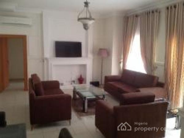 Exquisite Furnished and Serviced 1 Bedroom Apartment, Maitama District, Abuja, Flat for Rent