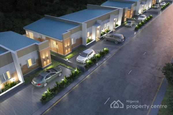 Newly 3-bedroom Semi-detached Affordable Luxury Bungalow (en-suite), Aseese Near Prayer City Magboro Close to Rccg New Auditorium Vip Access Christ Embassy Camp Off Lagos-ibadan Expressway., Obafemi Owode, Ogun, Semi-detached Bungalow for Sale
