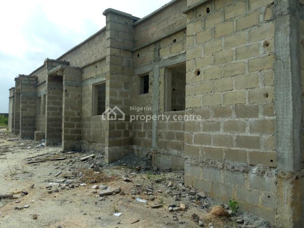 3-bedroom Semi-detached Rose Gardens Bungalow (all Room En-suite), 2-3 Off Lagos-ibadan Expressway, Directly on Vip Access to New Redemption Camp Auditorium, Aseese., Obafemi Owode, Ogun, Semi-detached Bungalow for Sale